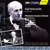 Carl Schuricht-Collection - Mozart: Symphonies 35, 38, etc