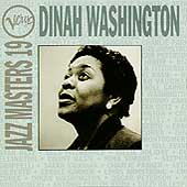 Dinah Washington: Verve Jazz Masters 19