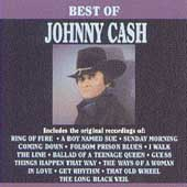 Johnny Cash: The Best of Johnny Cash [Curb]