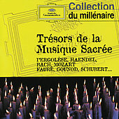 Tresors De La Musique Sacre
