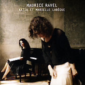 Ravel / Katia Lab&egrave;que, Marielle Lab&egrave;que