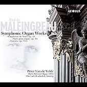 Maleingreau: Organ Works, Vol. 2 / Van de Velde