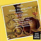 Haydn: Missa in angustiis, etc / Harnoncourt, Miles, et al