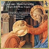 Alia vox Heritage - Vol 1, Monteverdi: Vespro della Beata Vergine / Savall, et al