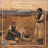 Goldmark: Piano Quintets Op 30 & 54 / Triendl, Quatuor Sine Nomine