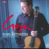 Goya: The Music of Enrique Granados / Tom Kerstens, guitar