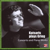 Katsaris plays Grieg: Concerto and Piano Works