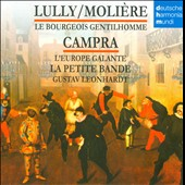 Lully: Le Bourgois Gentilhomme