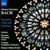 J.S. Bach: Favourite Arias & Choruses