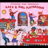 Various Artists: Putumayo Kids Presents: Rock & Roll Playground [Digipak]