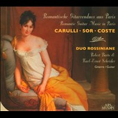 Romantisch Gitarrenduos aus Paris: Carulli, Sor, Coste