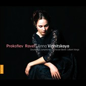 Anna Vinnitskaya plays Prokofiev & Ravel