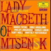 Dmitri Shostakovich: Lady Macbeth Of Mtsensk