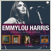 Emmylou Harris: Original Album Series