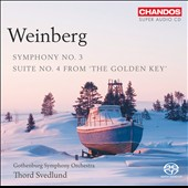 Weinberg: Symphony 3; 