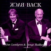 Jan Lundgren/Bengt Hallberg: Back to Back