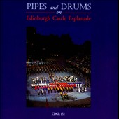 Various Artists: Pipes and Drums on Edinburgh Castle Esplanade