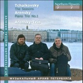 Tchaikovsky: The Seasons; Arensky: Trio in D minor, Op. 32 / Ilia Ioff, Alexei Massarsky, Igor Uryash