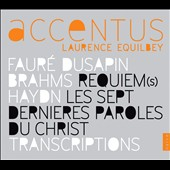 Best of Accentus - Choral works by Faure, Haydn, Brahms, Dusapin