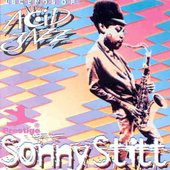 Sonny Stitt: Legends of Acid Jazz