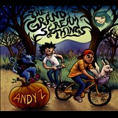 Andy Z: The Grand Scream of Things [Digipak] *