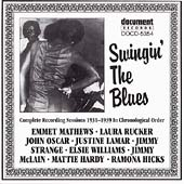 Various Artists: Swingin' the Blues (1931-1939)