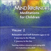 Ann Aubuchon: Mindjourneys: Meditations for Children, Vol. 2