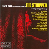 David Rose: Plays The Stripper