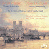 Vierne, Langlais / Lee, Briggs, Gloucester Cathedral Choir