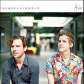 Generationals: Alix [Slipcase]