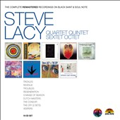 Steve Lacy: The Complete Remastered Recordings on Black Saint & Soul Note