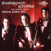 Shostakovich, Schnittke: Piano Trios / Vienna Piano Trio