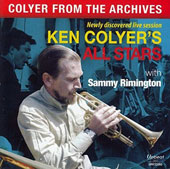 Ken Colyer's All Star Jazzmen: Colyer From The Archives