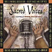 Various Artists: Sacred Voices: An A Capella Gospel Collection