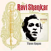 Ravi Shankar: Three Ragas [Angel]