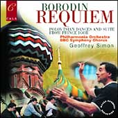 Borodin: Requiem, Nocturne, Suites, etc / Simon, et al
