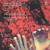 Morton Subotnick Vol 1 - Electronic Works