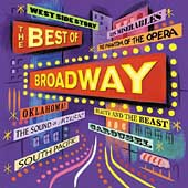 Various Artists: The Best of Broadway [Angel]