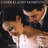 Various Artists: Romantic Saxophone: Candlelight Moments