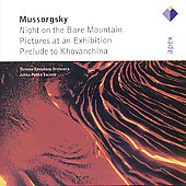 Mussorgsky: Night on the Bare Mountain, etc / Saraste, et al