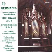 Germania - Organ Works of Otto Dienel Vol 2 / Zimmerman