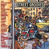 Various Artists: Street Grooves [Fantasy]