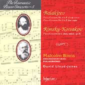 The Romantic Piano Concerto Vol 5 - Balakirev, et al