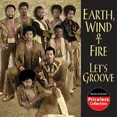 Earth, Wind & Fire: Let's Groove [Collectables]