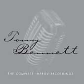 Tony Bennett: The Complete Improv Recordings [Box]