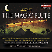 Opera in English - Mozart: The Magic Flute / Mackerras