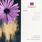 Haydn: Piano Trios Vol 2 / Schiff, et al