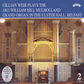 Meyerbeer, Mendelssohn, Eben: Organ Works / Gillian Weir