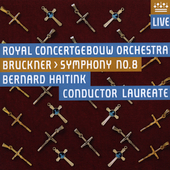 Bruckner: Symphony no 8 / Haitink, et al