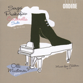 Prokofiev: Cinderella Suite; Music for Children / Mustonen